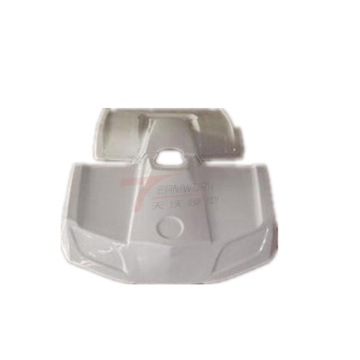 CNC Machining Plastic Parts Toy Car Mouse Phone