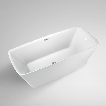 Dubai Freestanding Plastic Adult Hotel Bathtub