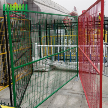 Hot Selling Canada Welded Temporary Fence Panel