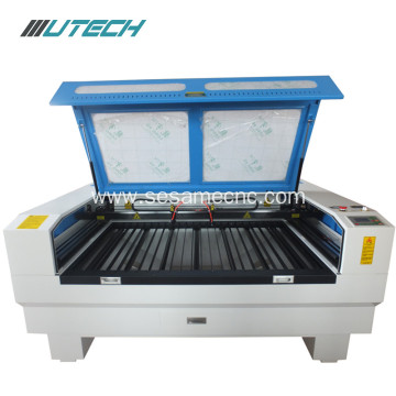Acrylic MDF leather wood laser engraving machine 1390