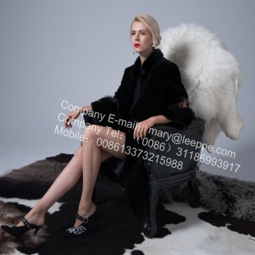 Long Winter Australia Merino Shearling Coat