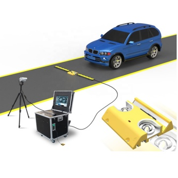 New Vehicle Under Scanner for Cars MCD-V9
