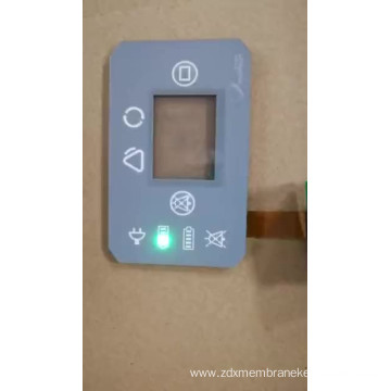 2020 new Soft silicone Digital Membrane Keypad switch