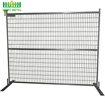 Canada Standard Removable Powder Coated Temporary Fence