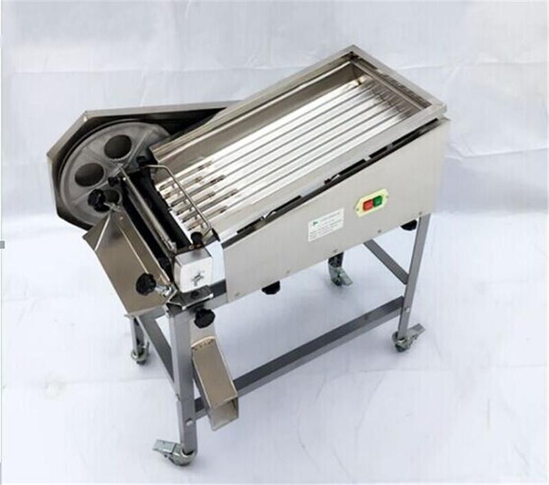 Free shipping 50kg/h Automatic peas sheller Green beans shelling machine/Broad bean shelling machine
