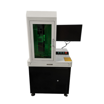 Closed Fiber Laser Marking Machine 30w for copper steel