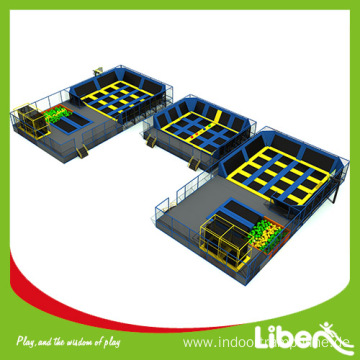 China best indoor trampoline park maker