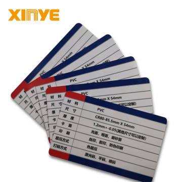 NFC RFID Custom PVC Contactless Smart Cards