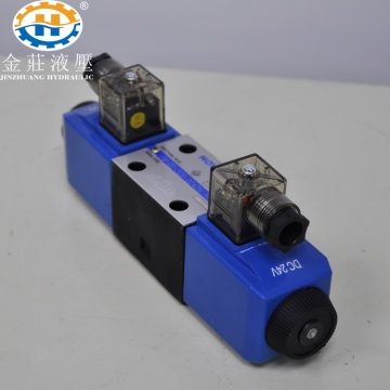 Directional control solenoid valve