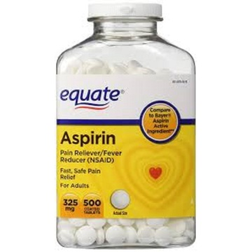 aspirin and blood pressure