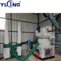 Máquina de pellets de biomasa Yulong Xgj560 India