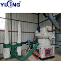 Yulong Xgj560 Biomass Pellet Machine wood
