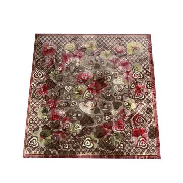 Double Face Printed Pieces Tablecloth