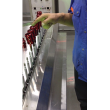 Wine caps Automatic spray painting machine
