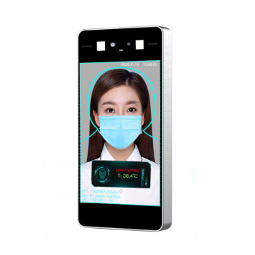 Intelligent Office Facial Recognition Thermometer Cameras