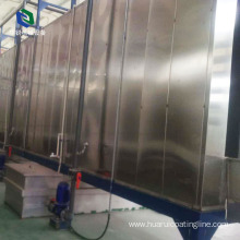 High-quality Efficient Adjustable Hanging Type Pre-treatment Coating Line