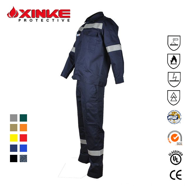 Fireproof Suit Arc Flash For Welding Worker