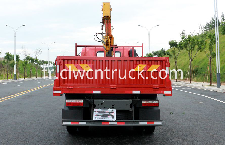 tipper crane truck for sale 4