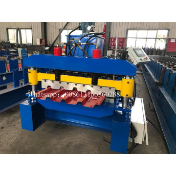 Box Profile Roofing Sheet Forming Machine