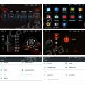 Android Navigation Video Radio Player for Mini Cooper