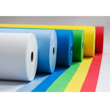 Multi Colour Spunbond Non Woven Fabric