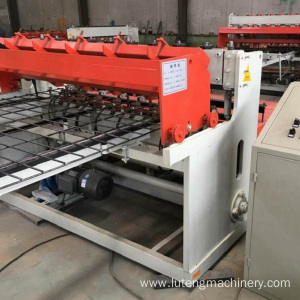 Steel Construction Wire Mesh Welding Machine