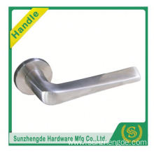 SZD STLH-004 Hot Sale Stainless steel door handle and locks in Dubai