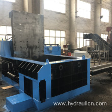 Fast Waste Metal Hydraulic Iron Baling Machine Press