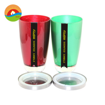 Wedding Favors Sublimation Soy Wax Candle Glass
