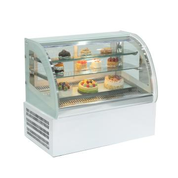 dry bakery display case