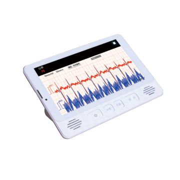 Electrocardiographic detection machine