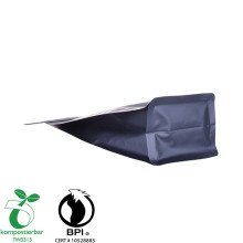 Recyclable Round Bottom Biodegradable Plastic Bag