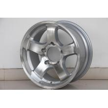 Silver 16inch 5spoke wheel rim Replica
