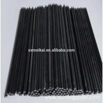 3MM Fiberglass stick Black color/tapered end
