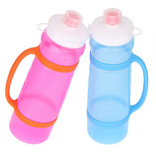 Wide mouth water drinking bottles