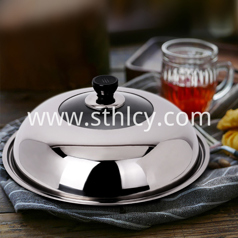 Stainless Steel Lids For Pans
