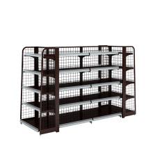 Steel Supermarket Display Rack
