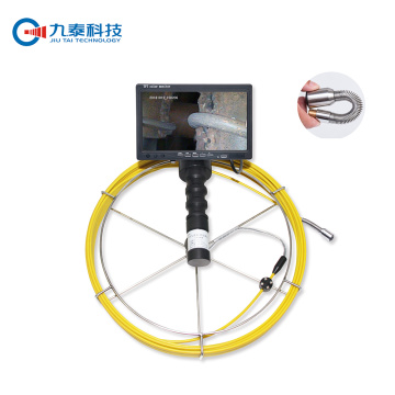 Push Rod Pipe Inspection System Borescope