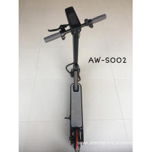 Electric scooter with 8.5 inches wheels