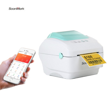Bluetooth Wireless 80mm thermal barcode printer