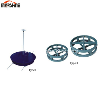 Horizontal Type Cable Reel Stand