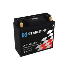 LiFePO4 LFP19BL-BS 12.8V Lithium Motorcycle Battery
