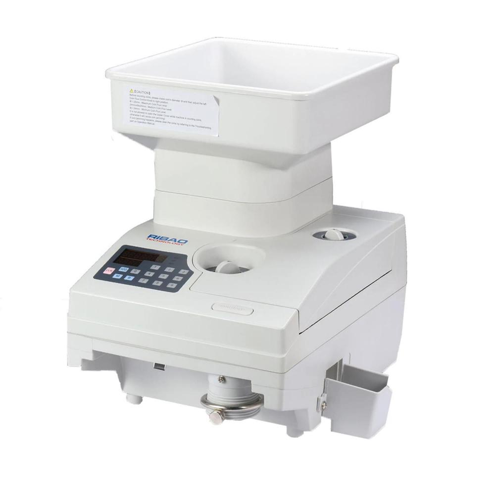 Heavy Duty Coin Counter and Sorter