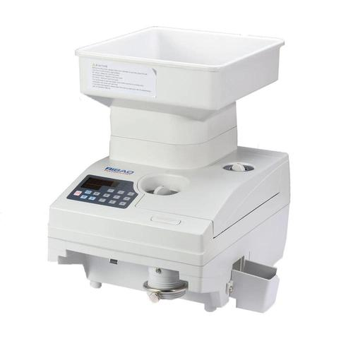 RIBAO High Speed coin counter for UK
