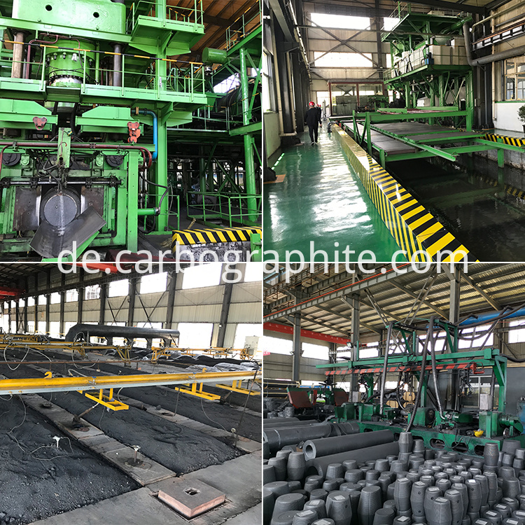 Graphite Electrode Equipment