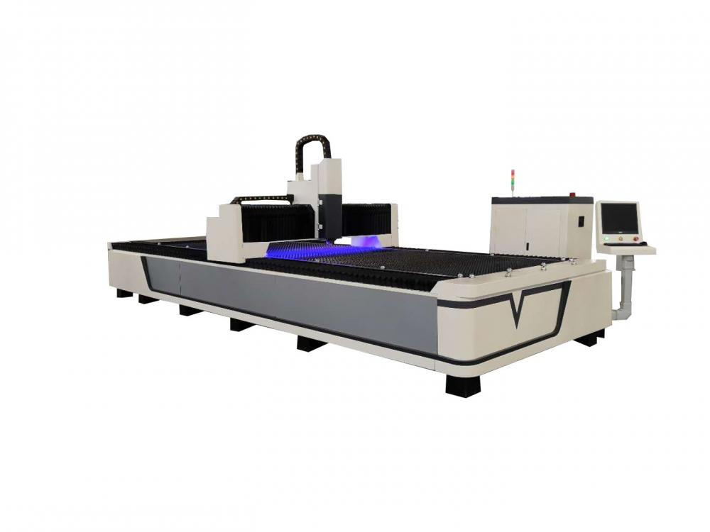 big power fiber laser cutting machine