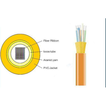 Indoor Ribbon Cable GJFDV