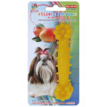 "Percell 4.5"" Nylon Dog Chew Bone Mango Scent"