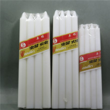 Factory Price 36g White Candle With Box Package