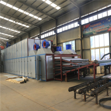 Advanced Veneer Drying Machines